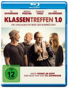 Klassentreffen 1.0 (Blu-ray), Blu-ray Disc