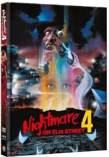 Nightmare on Elm Street 4 (Blu-ray & DVD im Mediabook), Blu-ray Disc