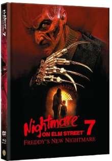 Nightmare on Elm Street 7: Freddy's New Nightmare (Blu-ray & DVD im Mediabook), 2 Blu-ray Discs
