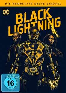 Black Lightning Season 1, 3 DVDs