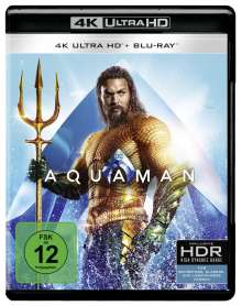 Aquaman (Ultra HD Blu-ray & Blu-ray), Ultra HD Blu-ray