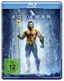 Aquaman (Blu-ray), Blu-ray Disc
