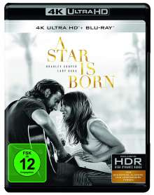 A Star Is Born (2018) (Ultra HD Blu-ray & Blu-ray), Ultra HD Blu-ray