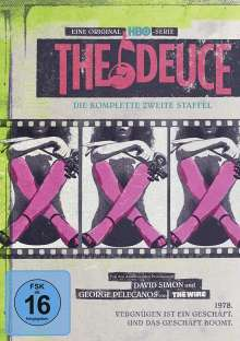 The Deuce Staffel 2, 2 DVDs