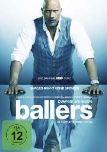Ballers Staffel 4, 3 DVDs