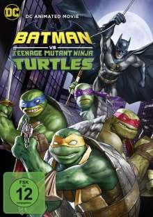 Batman vs. Teenage Mutant Ninja Turtles, DVD