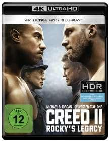 Creed II: Rocky's Legacy (Ultra HD Blu-ray & Blu-ray), Ultra HD Blu-ray