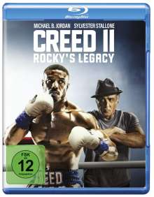 Creed II: Rocky's Legacy (Blu-ray), Blu-ray Disc