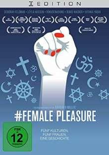 #Female Pleasure (OmU), DVD