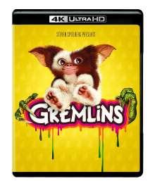 Gremlins - Kleine Monster (Ultra HD Blu-ray & Blu-ray), 1 Ultra HD Blu-ray und 1 Blu-ray Disc