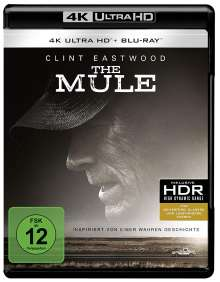 The Mule (2018) (Ultra HD Blu-ray & Blu-ray), 2 Ultra HD Blu-rays