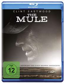 The Mule (2018) (Blu-ray), Blu-ray Disc