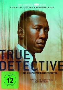 True Detective Season 3, 3 DVDs