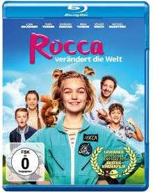Rocca verändert die Welt (Blu-ray), Blu-ray Disc