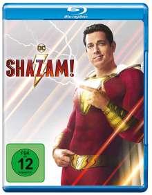 Shazam! (Blu-ray), Blu-ray Disc