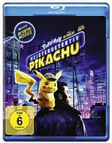 Pokémon Meisterdetektiv Pikachu (Blu-ray), Blu-ray Disc