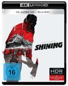 Shining (1979) (Ultra HD Blu-ray & Blu-ray), 2 Ultra HD Blu-rays
