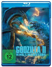 Godzilla II: King of the Monsters (Blu-ray), Blu-ray Disc