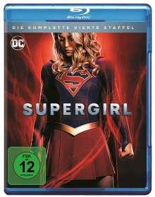 Supergirl Staffel 4 (Blu-ray), 4 Blu-ray Discs