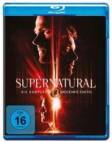 Supernatural Staffel 13 (Blu-ray), 4 Blu-ray Discs