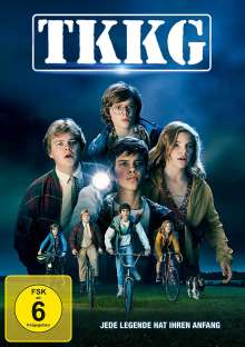 TKKG, DVD