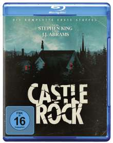 Castle Rock Staffel 1 (Blu-ray), 2 Blu-ray Discs