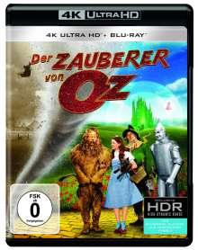 Der Zauberer von OZ (Ultra HD Blu-ray & Blu-ray), 2 Ultra HD Blu-rays