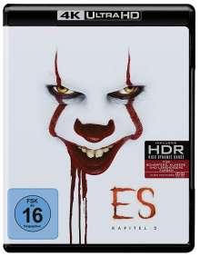 ES - Kapitel 2 (Ultra HD Blu-ray & Blu-ray), 1 Ultra HD Blu-ray und 1 Blu-ray Disc