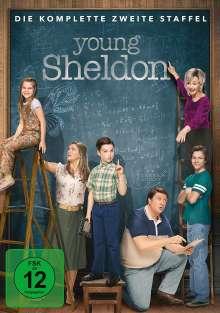 Young Sheldon Season 2, 3 DVDs