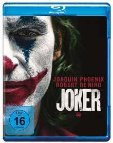 Joker (Blu-ray), Blu-ray Disc