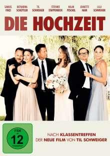 Die Hochzeit, DVD