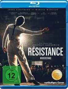 Résistance - Widerstand (Blu-ray), Blu-ray Disc