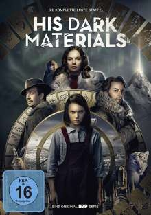His Dark Materials Season 1, 3 DVDs