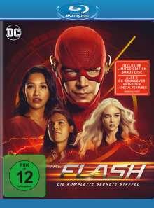 The Flash Staffel 6 (Blu-ray), 4 Blu-ray Discs