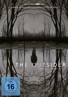 The Outsider (2020), 4 DVDs