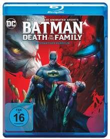 Batman: Death in the Family (Blu-ray), Blu-ray Disc