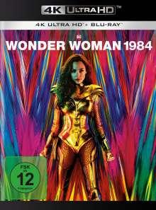 Wonder Woman 1984 (Ultra HD Blu-ray & Blu-ray), 1 Ultra HD Blu-ray und 1 Blu-ray Disc