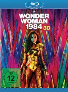 Wonder Woman 1984 (3D & 2D Blu-ray), 2 Blu-ray Discs