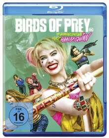 Birds of Prey - The Emancipation of Harley Quinn (Blu-ray), Blu-ray Disc