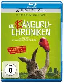 Die Känguru-Chroniken (Blu-ray), Blu-ray Disc