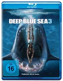 Deep Blue Sea 3 (Blu-ray), Blu-ray Disc