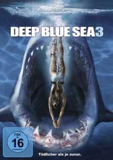 Deep Blue Sea 3, DVD