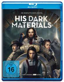 His Dark Materials Staffel 1 (Blu-ray), 3 Blu-ray Discs