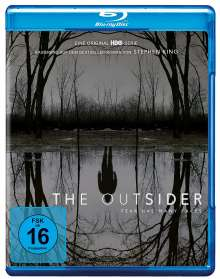 The Outsider (2020) (Blu-ray), 4 Blu-ray Discs