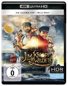 Jim Knopf und die Wilde 13 (Ultra HD Blu-ray & Blu-ray), 1 Ultra HD Blu-ray und 1 Blu-ray Disc