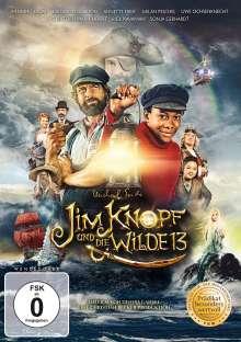 Jim Knopf und die Wilde 13, DVD