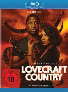 Lovecraft Country Staffel 1 (Blu-ray), 2 Blu-ray Discs