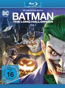 Batman: The Long Halloween Teil 1 (Blu-ray), Blu-ray Disc