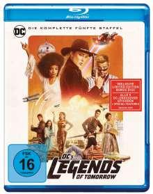 DC's Legends of Tomorrow Staffel 5 (Blu-ray), 4 Blu-ray Discs