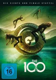 The 100 Staffel 7 (finale Staffel), 4 DVDs